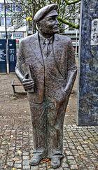 Nicht Genosse Lenin - sondern Wilhelm Kaisen
