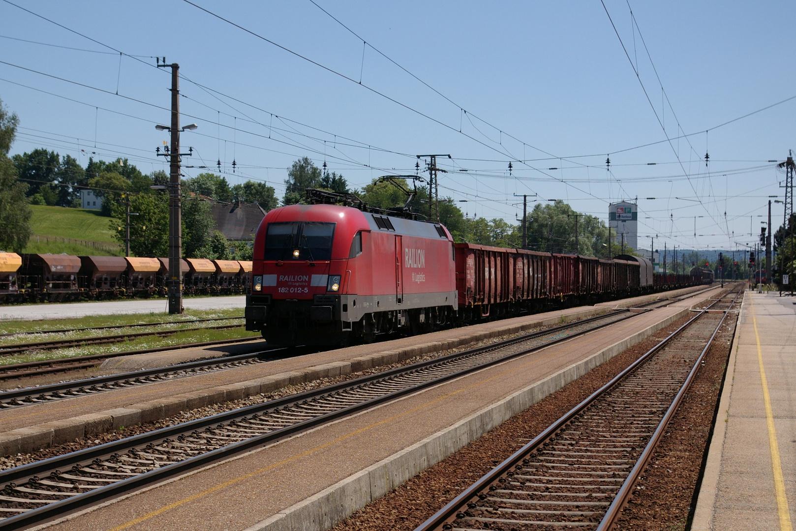 Nicht mehr im Güterzugdienst