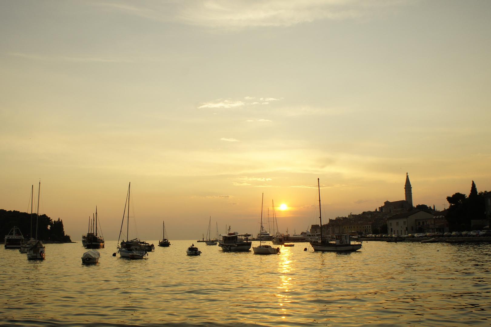 Nicht nur bei Capri....