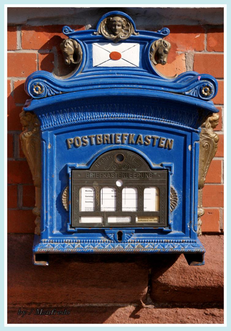 Nicht nur für die Blauen Briefe