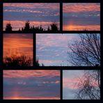 .....nicht nur Sonnenuntergänge sehen klasse aus......