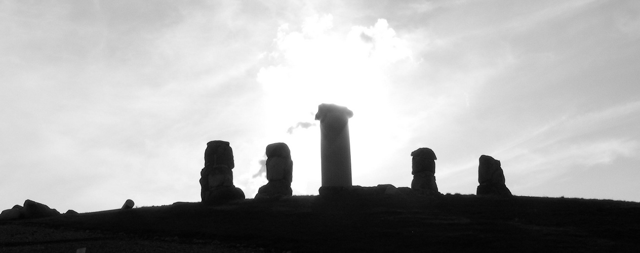 Nicht Stonehenge....