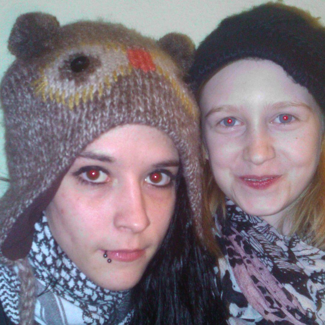 Nichte und Ich^^