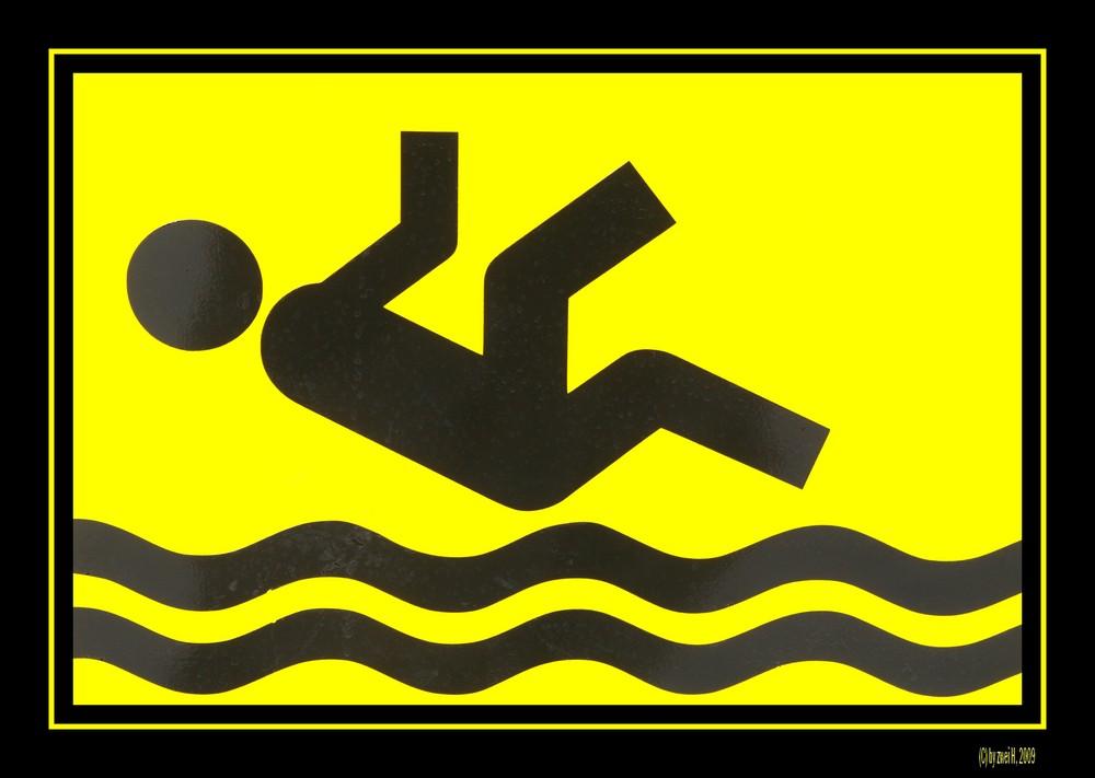 nichtinswasserfallen