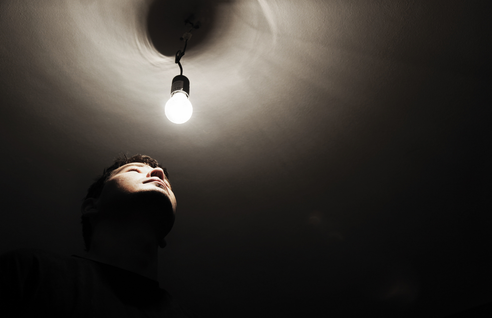 nichts als Licht