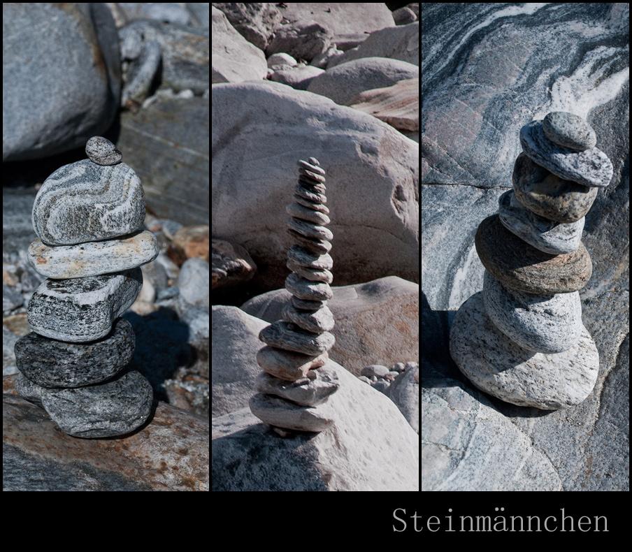 Nichts als Steine...