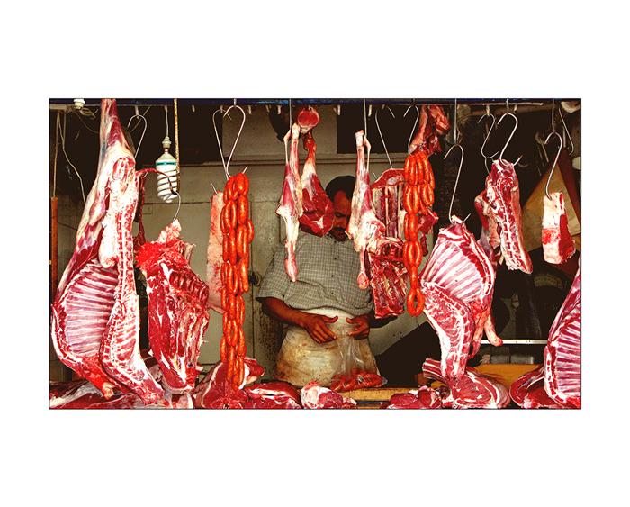 Nichts für Vegetarier