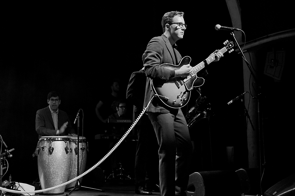 Nick Waterhouse live in Hamburg