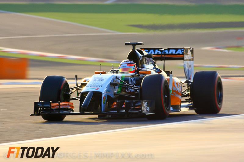 Nico Hulkenberg | Sahara Force India