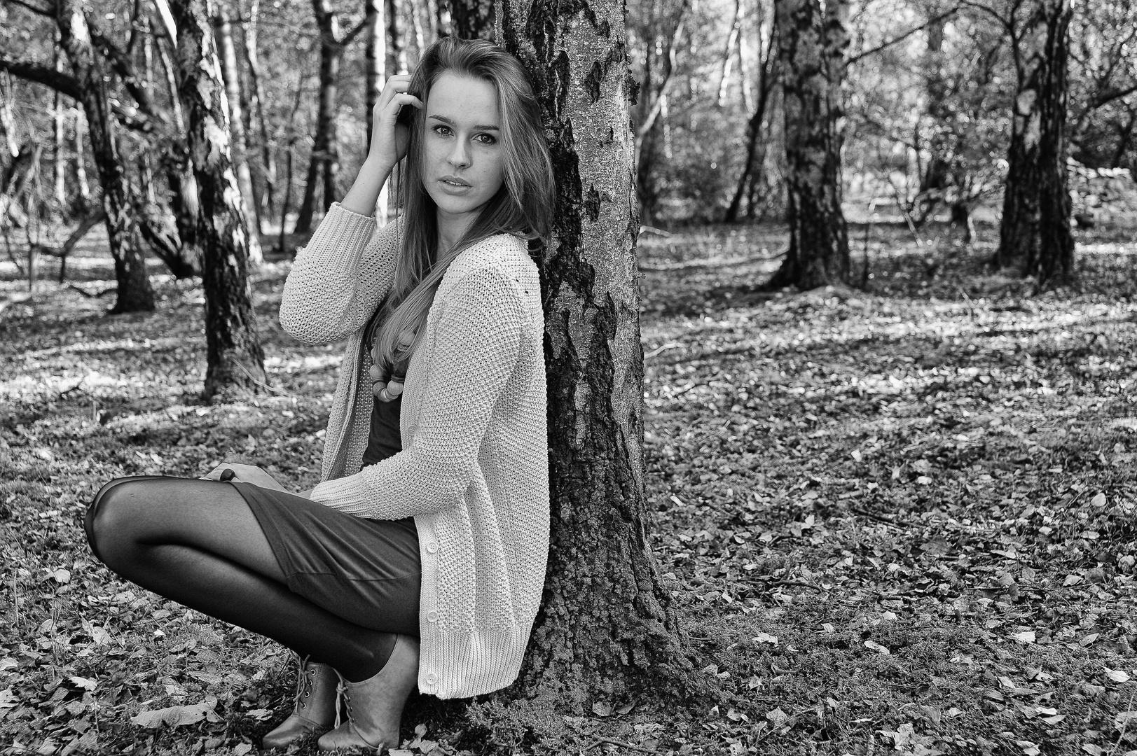 Nicole* - Herbst -Shooting 3