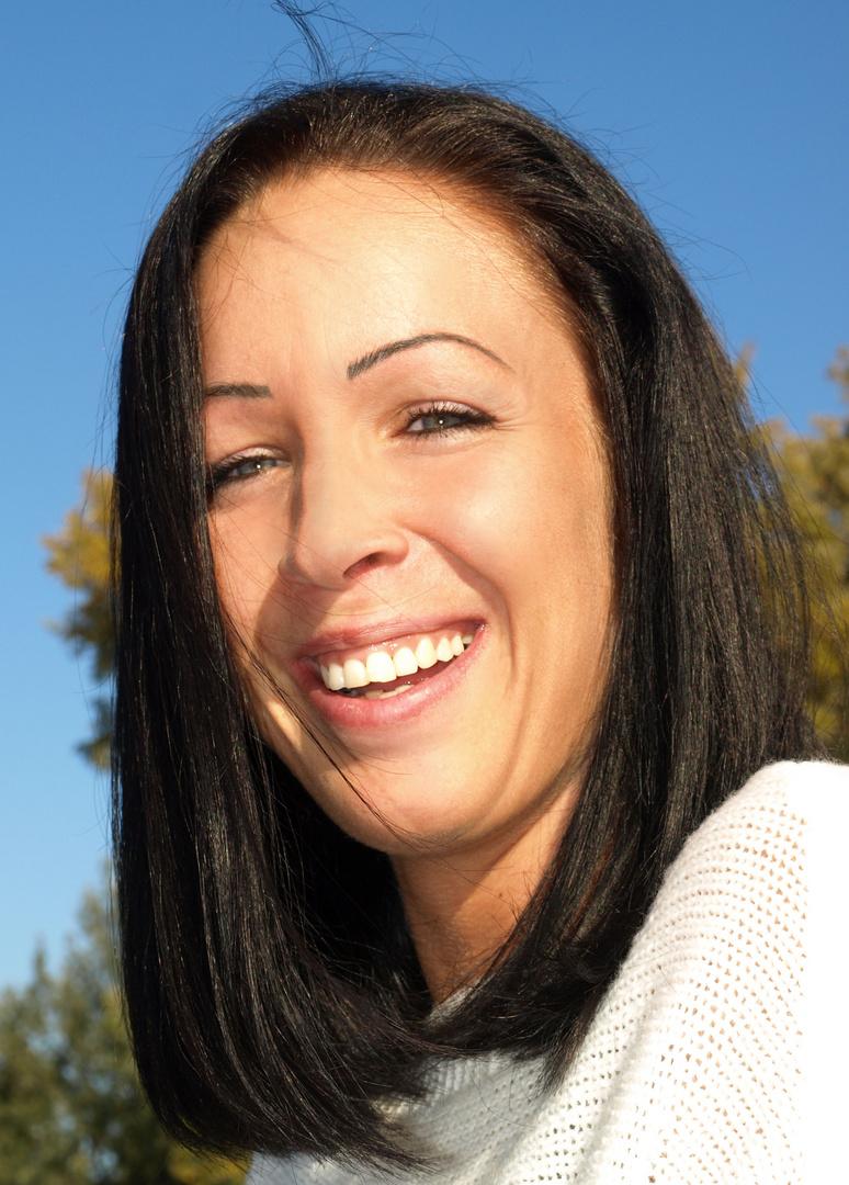 Nicole,....Dein Lachen
