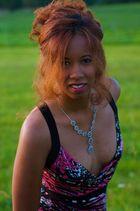 Nidia Ortiz evening walk III