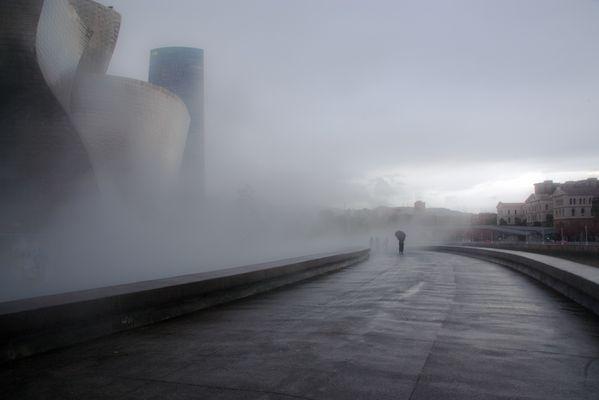 Niebla en el Guggenheim: Para Manolo Torres