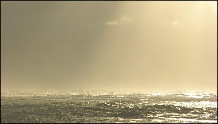 Niederlände-Texel. Wind, Regen, Sonnenstrahlen