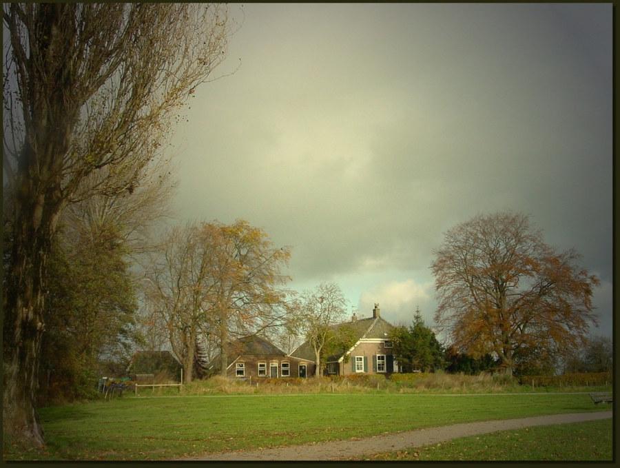 Niederlaendisches Bauernhaus