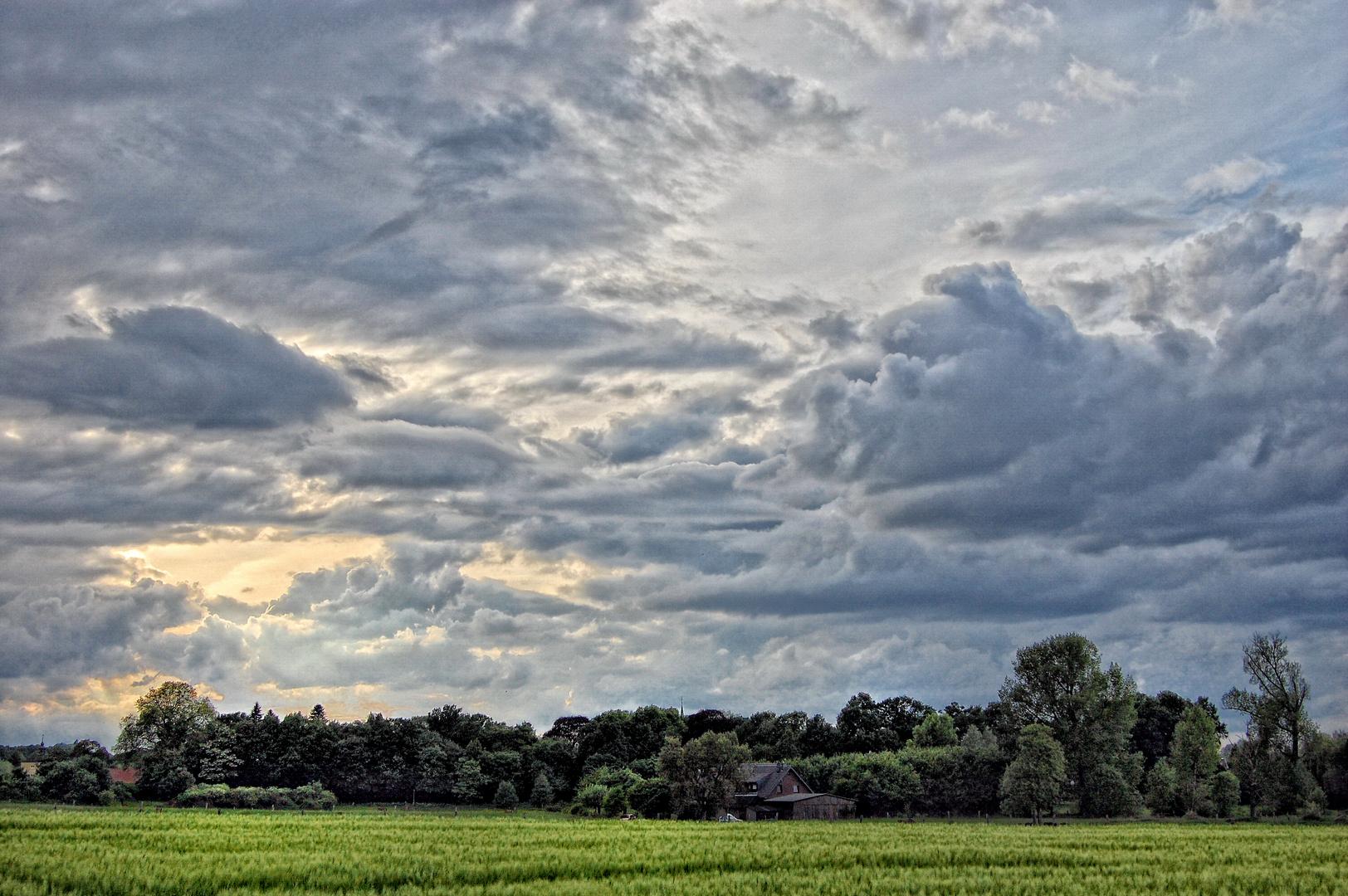Niederrhein-Himmel