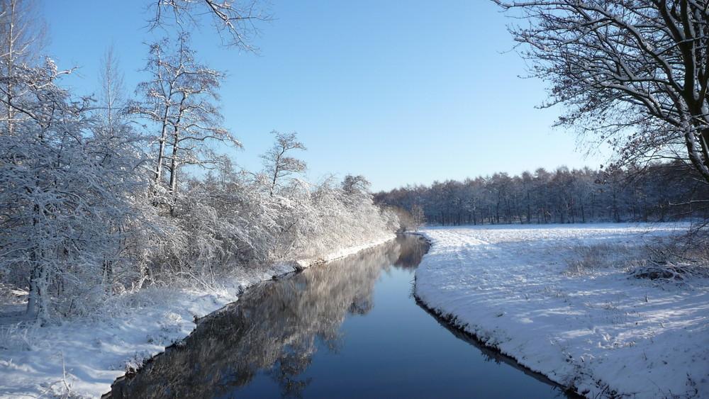 Niederrhein in reinster Schönheit ;-)