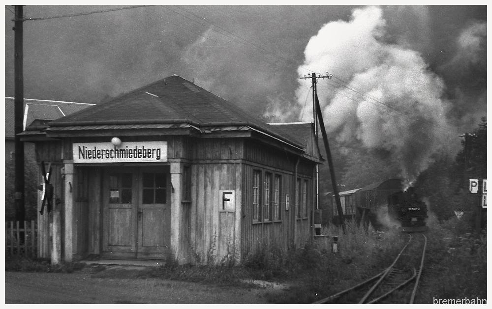 Niederschmiedeberg anno 1985