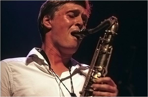 Niels Klein - Traumzeit Festival 2005 Duisburg
