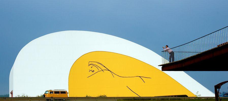 Niemeyer, Avilés.