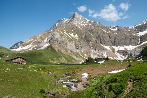 Niesehore (2776 m)