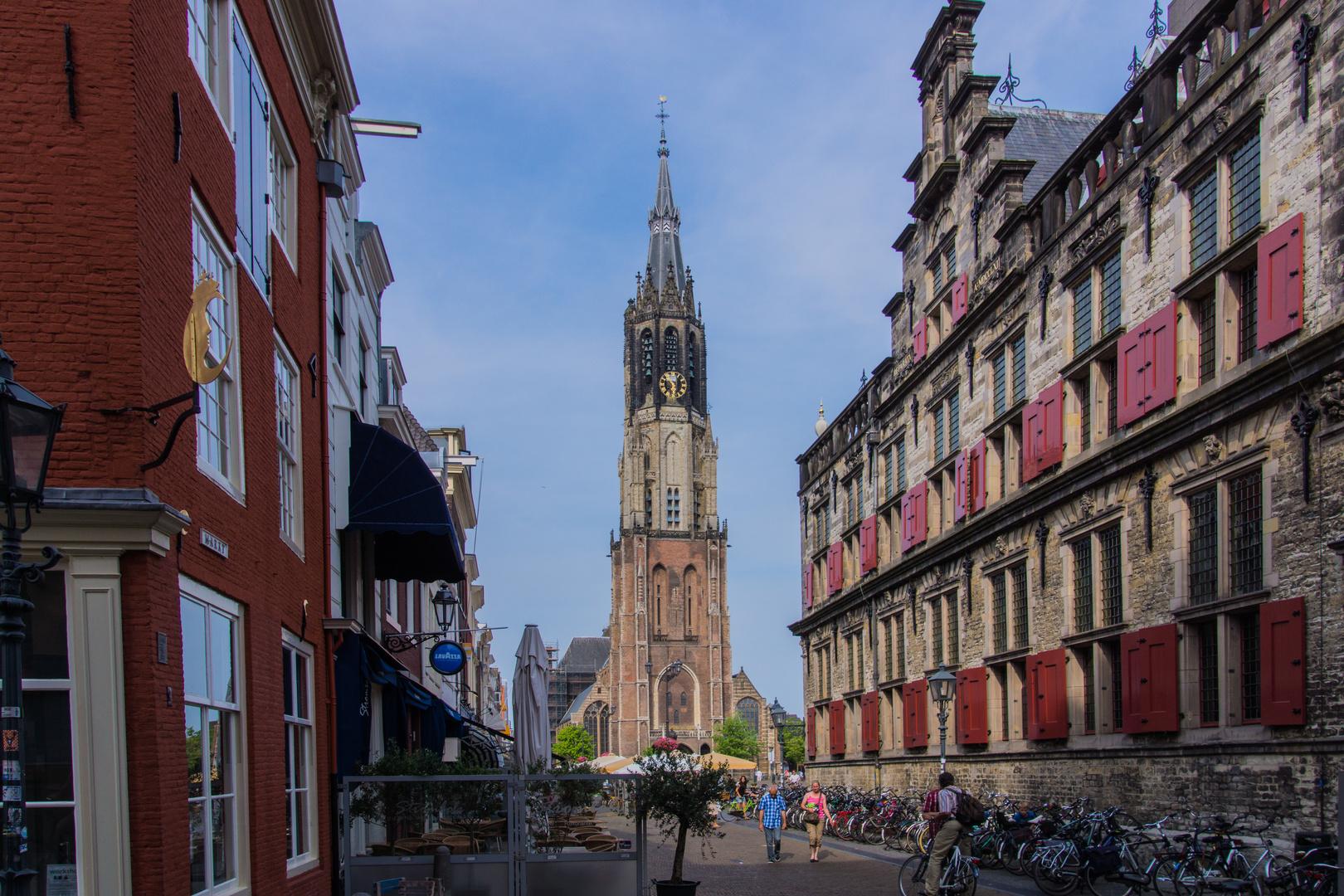 Nieuwe Kerk - Delft/Niederlande