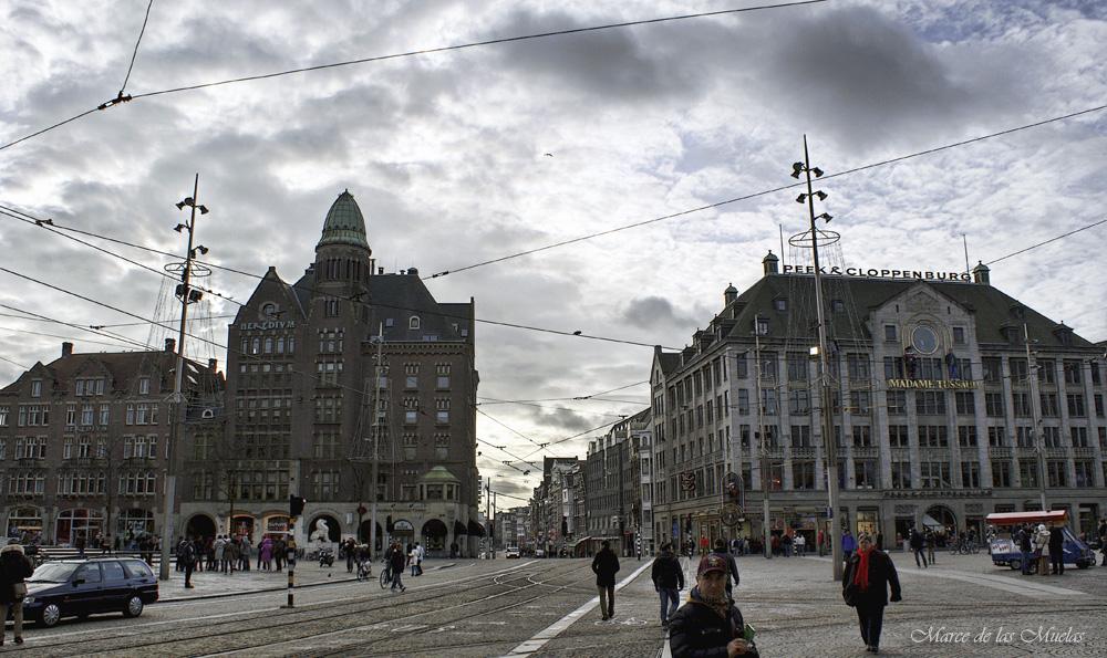 ...Nieuwmarkt Place...