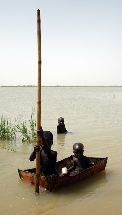Niger kids