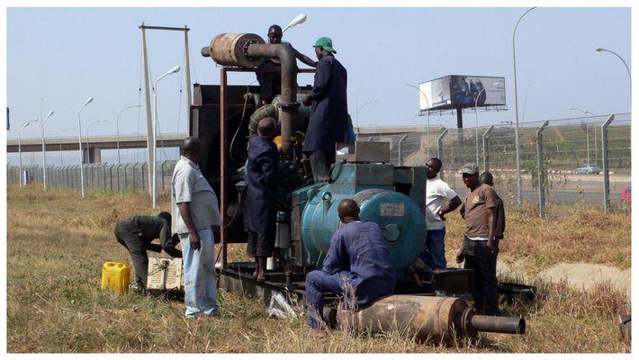 Nigeria 2008 - Clarke Power 2