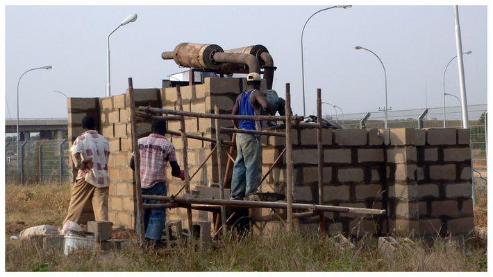 Nigeria 2008 - Clarke Power 3