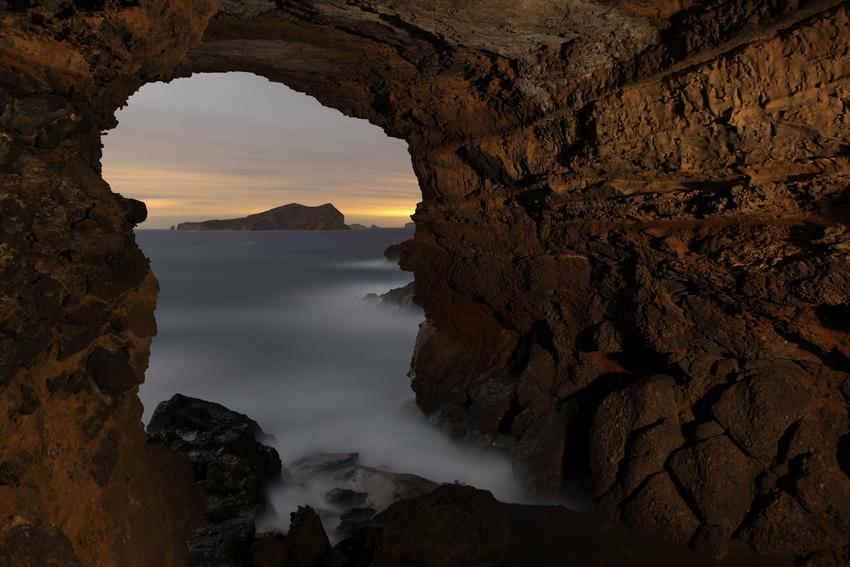 Night cave