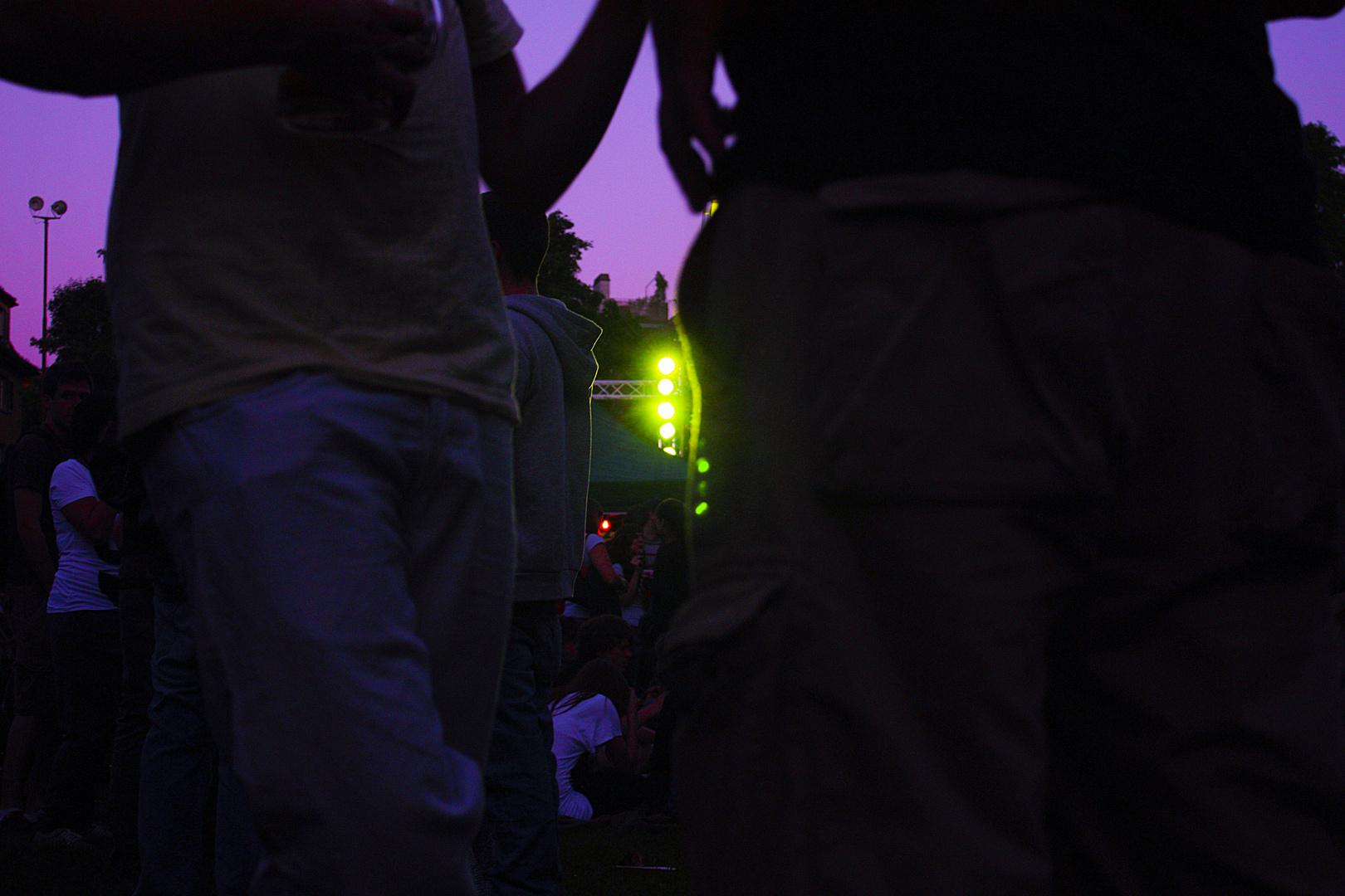 ..night colors..