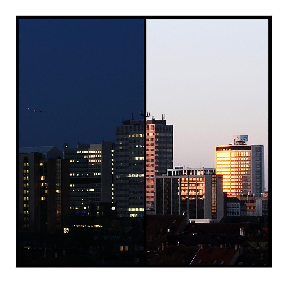 Night & Day....