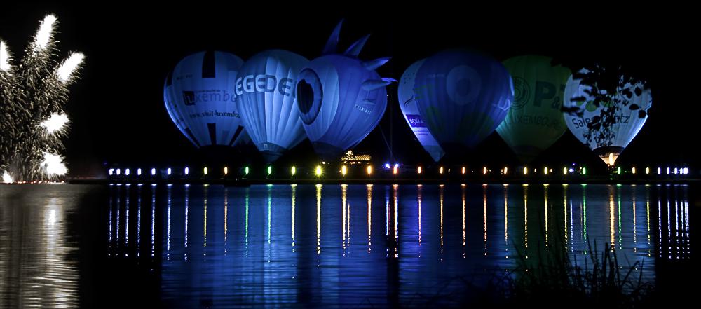 Night Glow World Trophy 2008 Echternach
