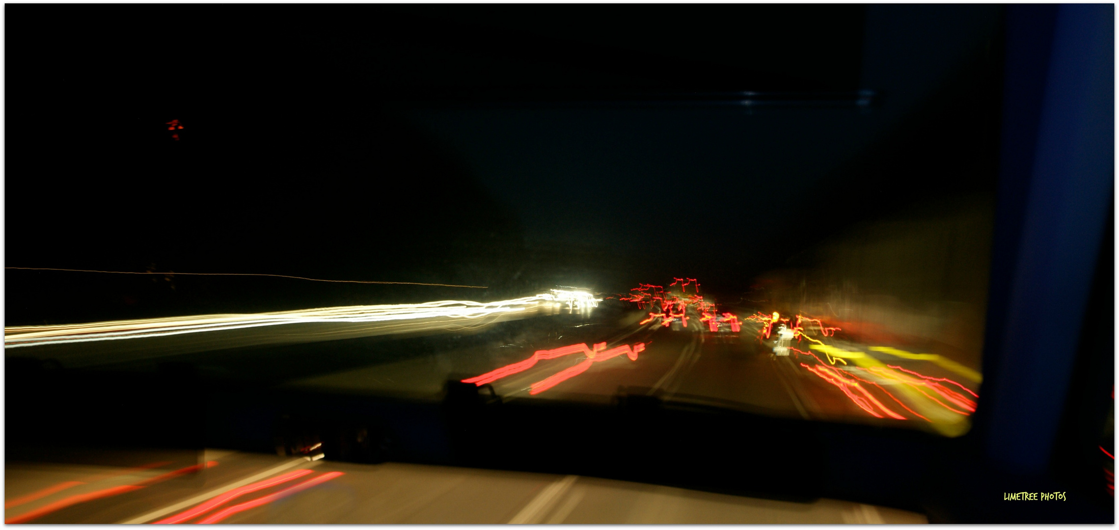 Night Highway to Cologne