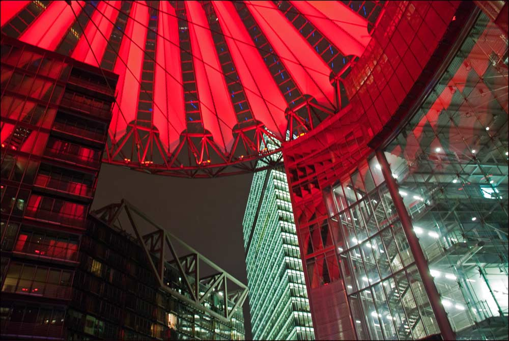 Night in the City - Sony Center