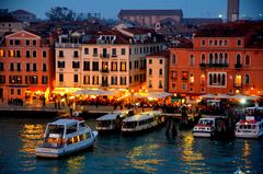 night in Venedig