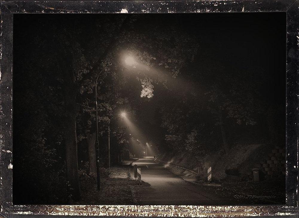 Night is Light