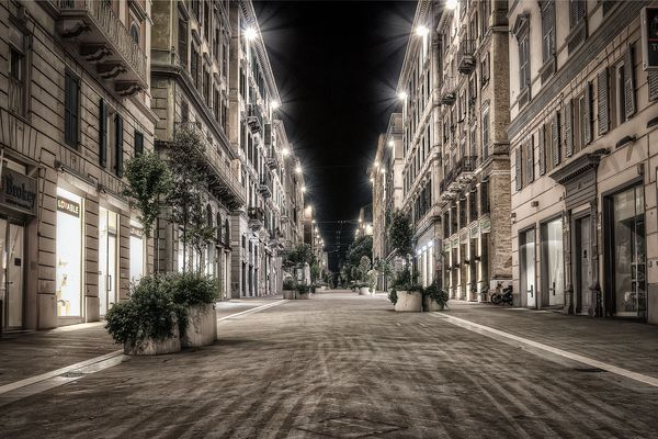 Night of Ancona