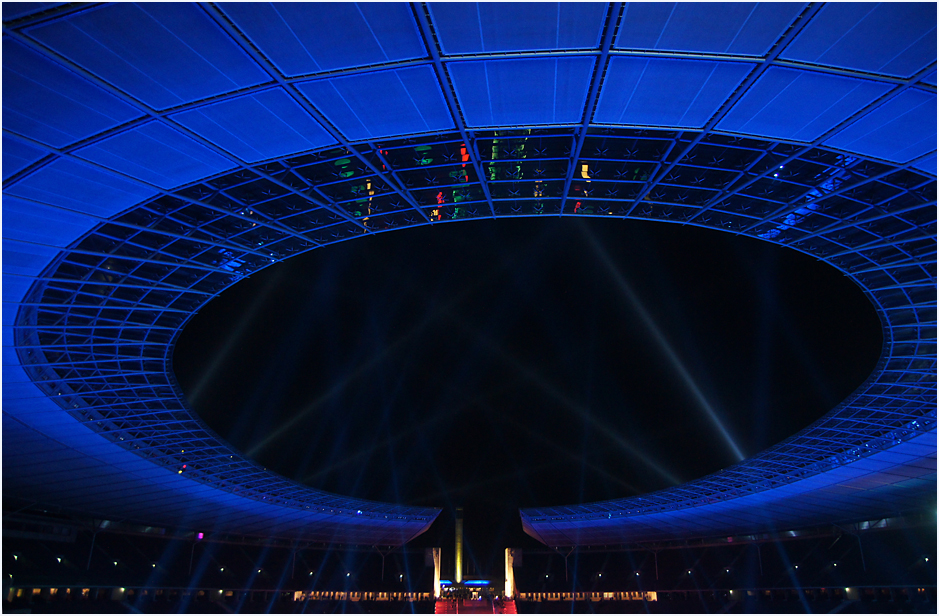 Night of Lights, Olympiastadion, 11.11.11 – 01