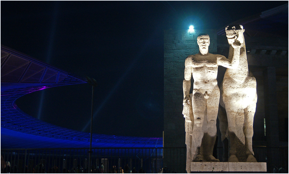 Night of Lights, Olympiastadion, 11.11.11 – 02