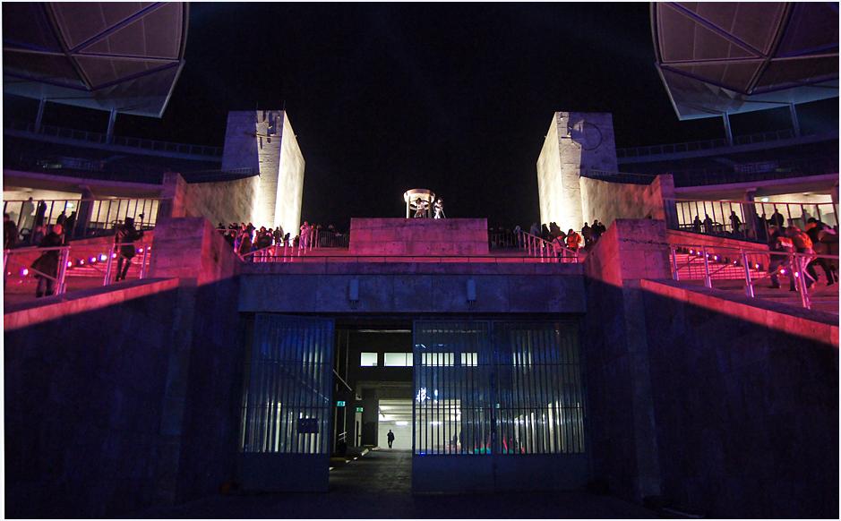 Night of Lights, Olympiastadion, 11.11.11 – 03