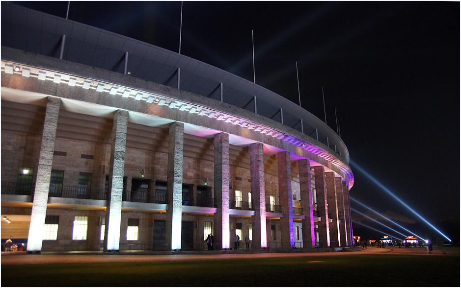 Night of Lights, Olympiastadion, 11.11.11 – 06