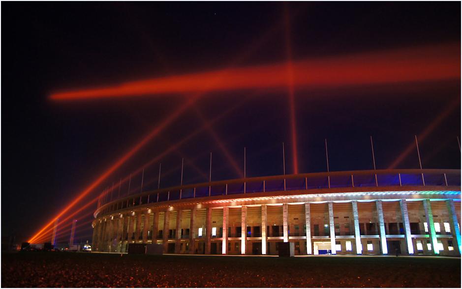 Night of Lights, Olympiastadion, 11.11.11 – 10