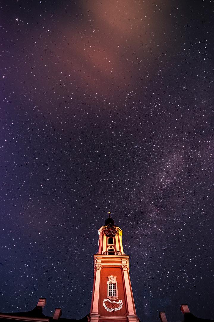 Night over Birnau
