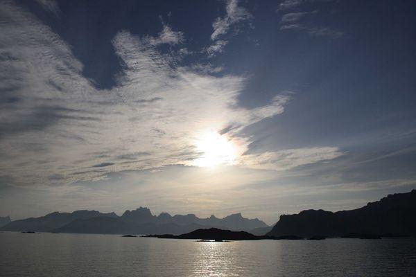 Night over Lofoten