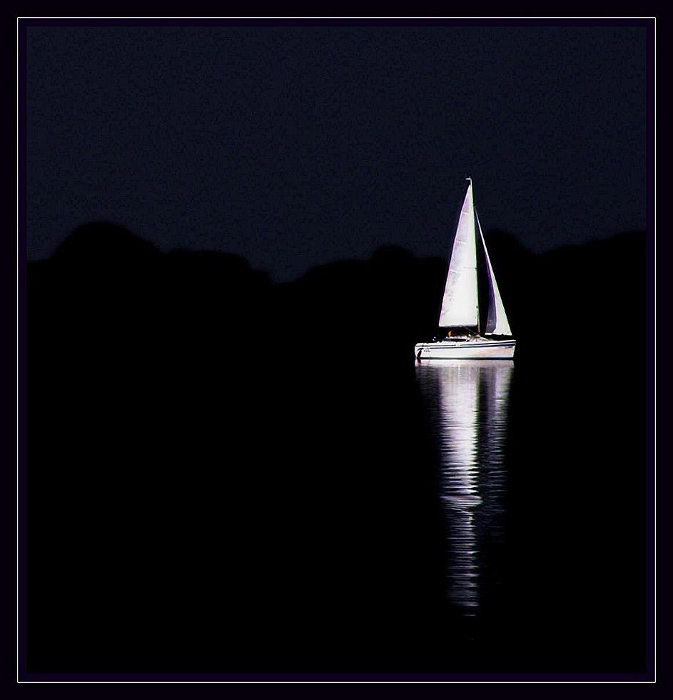 ~ Night sailing ~