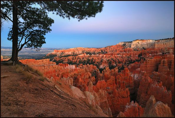 night - time at Bryce