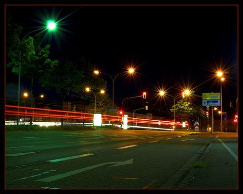 Night - Traffic