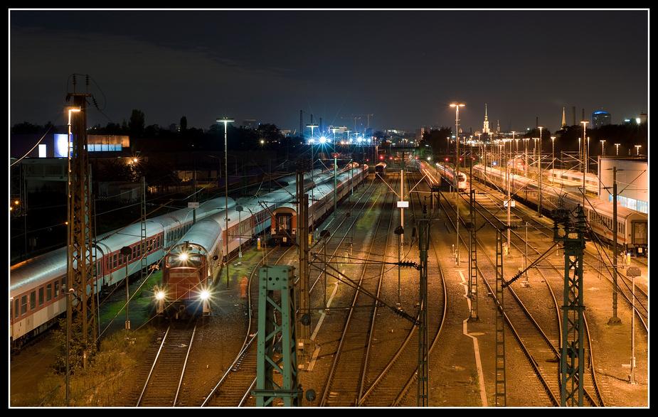 Night Train!